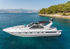 M Fairline Targa 48 for charter in Primosten