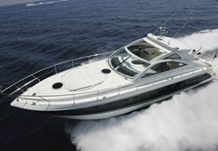 M Fairline Targa 52 for charter in Sibenik