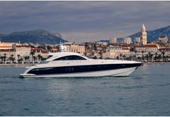M Fairline Targa 62 for charter in Punat, Krk