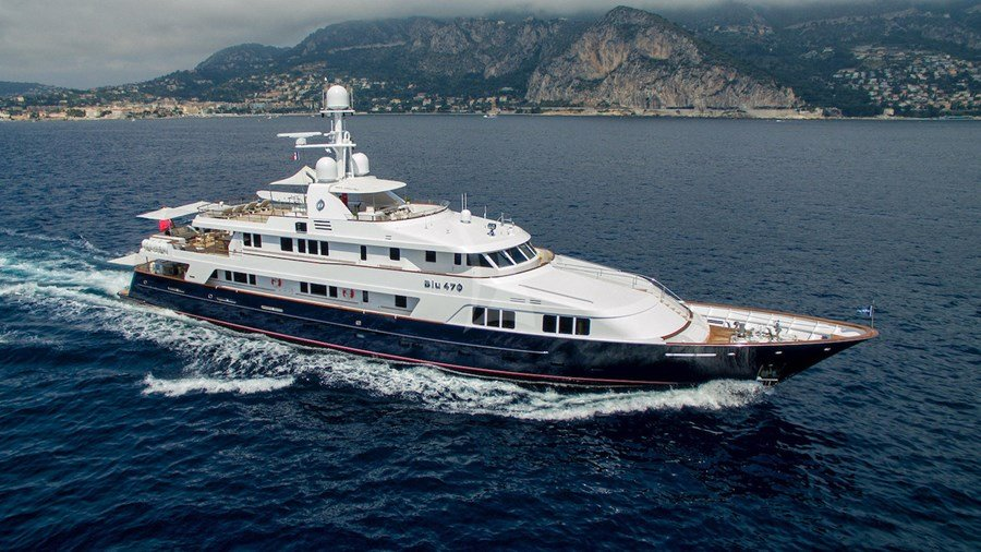 Feadship 163 for charter in Split
