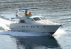 M Ferretti 52/8 for charter in Primosten