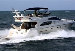 M Ferretti 530 for charter in Split