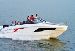 Finnmaster T8 for charter in Trogir
