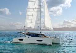 Fountaine Pajot 40 for charter in Trogir