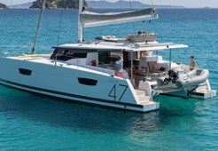 C Fountaine Pajot 47 for charter in Trogir