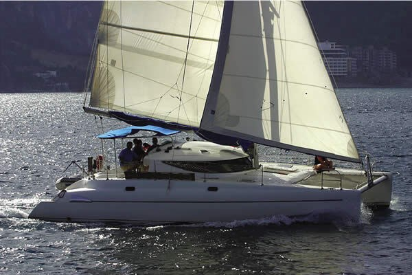 Fountaine Pajot Athena 38 for charter in Punat, Krk