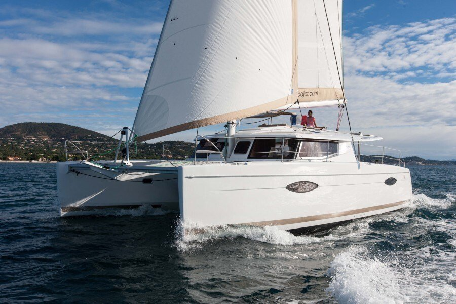 Fountaine Pajot Helia 44 for charter in Trogir