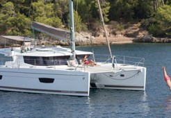 Fountaine Pajot Helia 44 (4+2) for charter in
