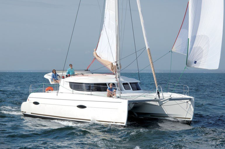 Fountaine Pajot Lipari 41 for charter in Seget Donji