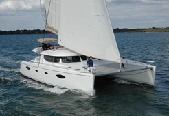 Fountaine Pajot Salina 48 for charter in Kastela, Split