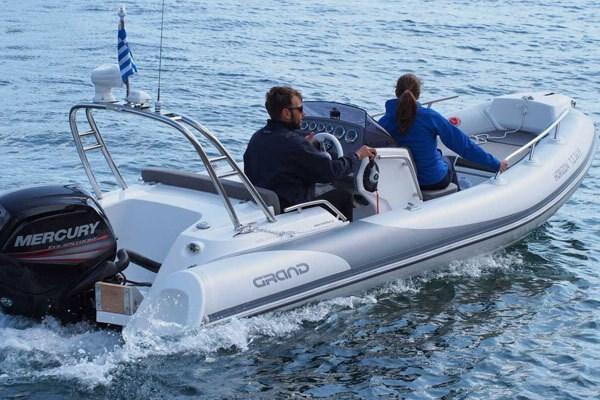 Grand G500 for charter in Biograd