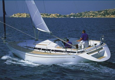 Grand Soleil 37 for charter in Sibenik