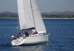 Grand Soleil 40 for charter in Trogir