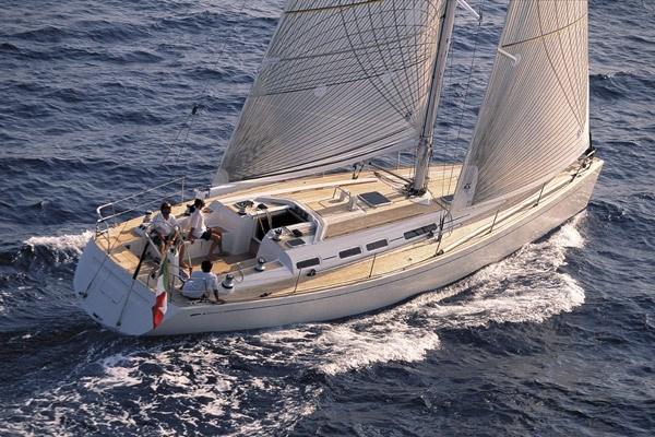 Grand Soleil 45 for charter in Sibenik