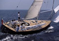 Grand Soleil 50 for charter in Sibenik