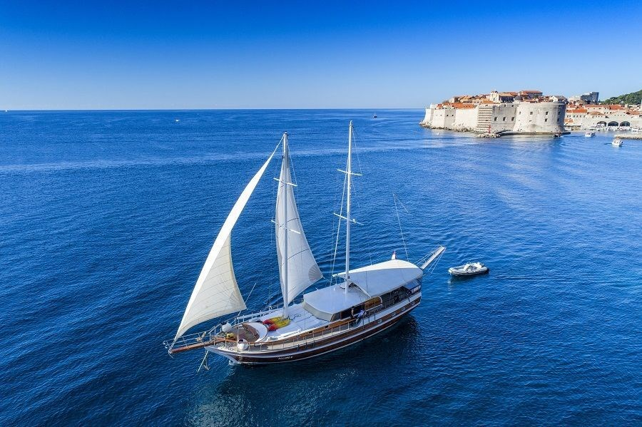 Gulet Allure for charter in Dubrovnik