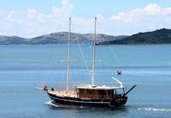 G Gulet Andrea for charter in Split
