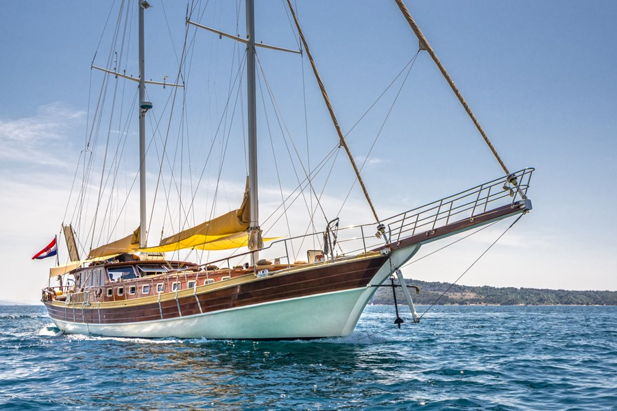 Gulet Angelica for charter in Trogir