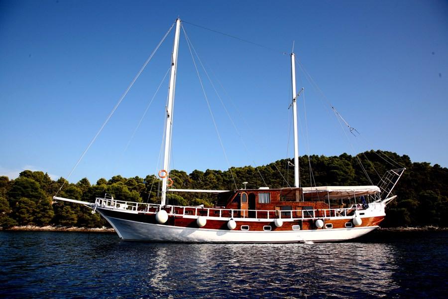 Gulet Atlantia for charter in Split