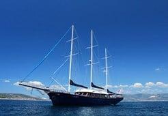 Gulet Barba for charter in Makarska
