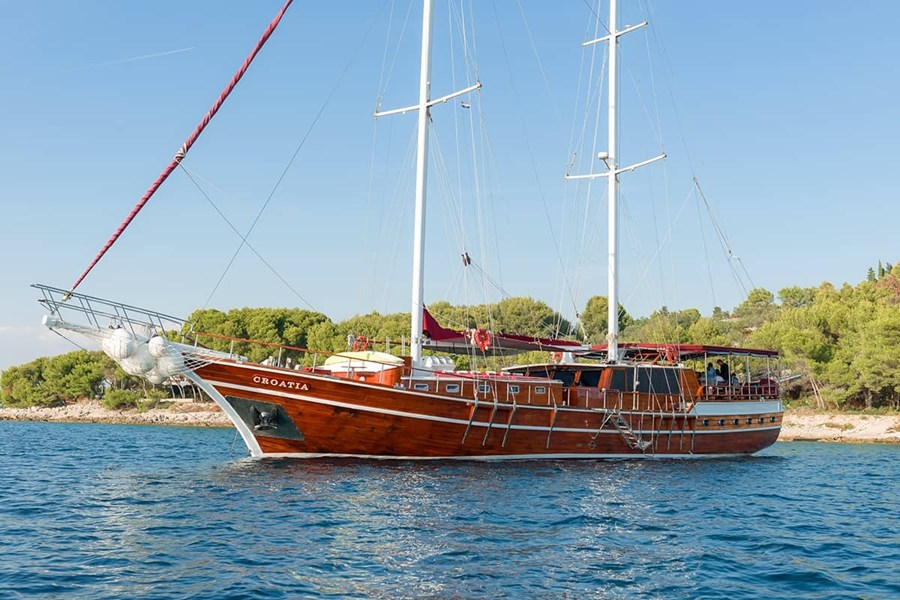 Gulet Croatia for charter in Sibenik