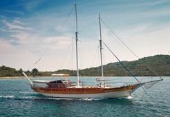 Gulet Dona for charter in Split