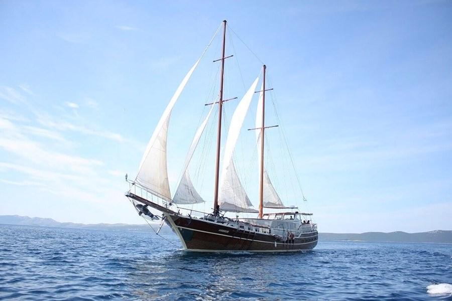 Gulet Gardelin for charter in Split