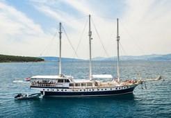 G Gulet Gideon for charter in Trogir
