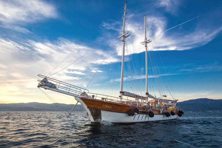 Gulet Libra for charter in Split