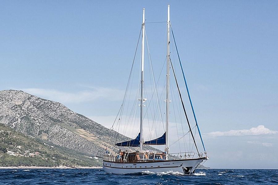 Gulet Loupan for charter in Trogir