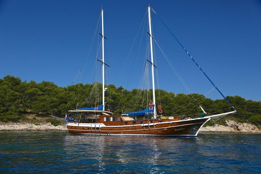 Gulet Malena for charter in Sibenik