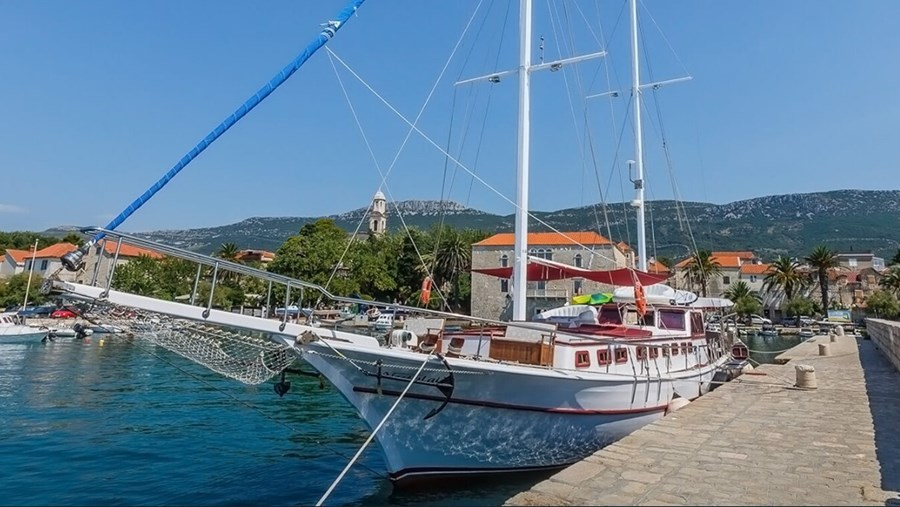 Gulet Nostalgija for charter in Split
