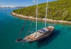 Gulet Nostra Vita for charter in Split