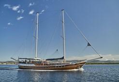 Gulet Perla for charter in Sibenik