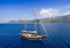 Gulet Providenca for charter in Split