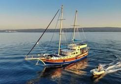 Gulet Saint Luca for charter in Kastela, Split