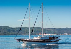 Gulet San for charter in Trogir