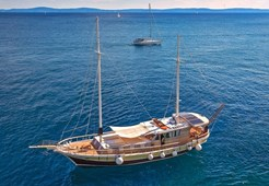 Gulet Sedna for charter in Split