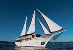 G Gulet Vjeko for charter in Split