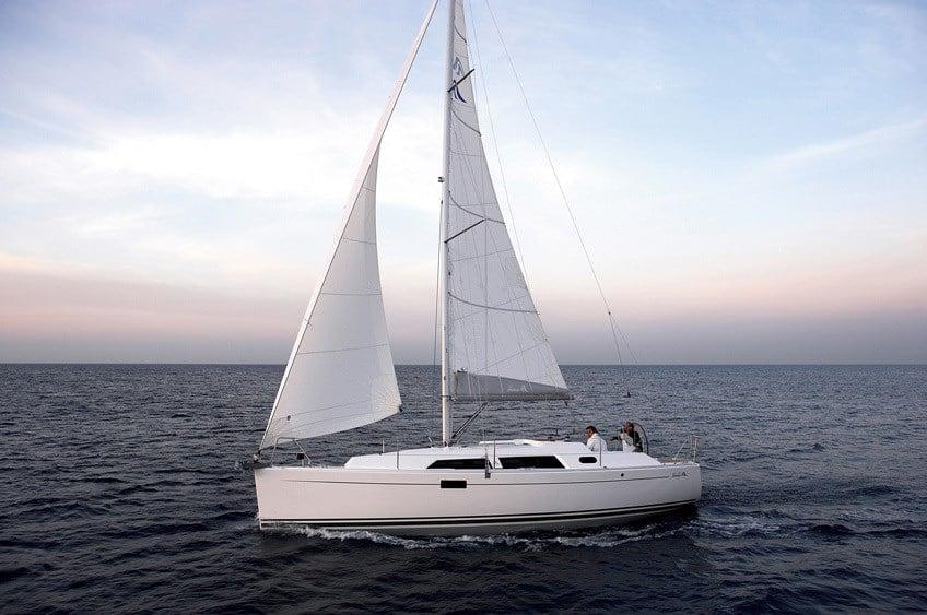 Hanse 320 for charter in Biograd