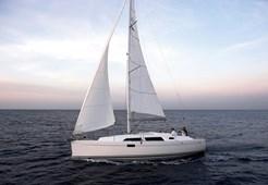 S Hanse 320 for charter in Biograd