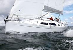 S Hanse 325 for charter in Dubrovnik