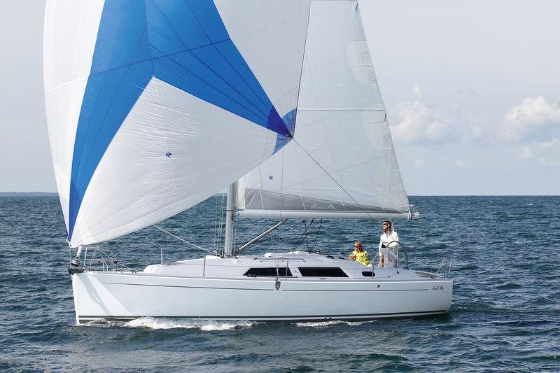 Hanse 355 for charter in Dubrovnik