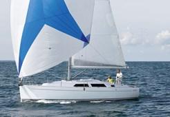 S Hanse 355 for charter in Biograd