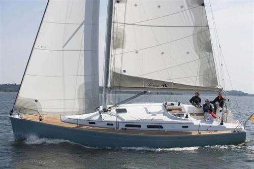 Hanse 400 for charter in Punat, Krk
