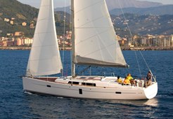 S Hanse 445 (3cab) for charter in Kastela, Split