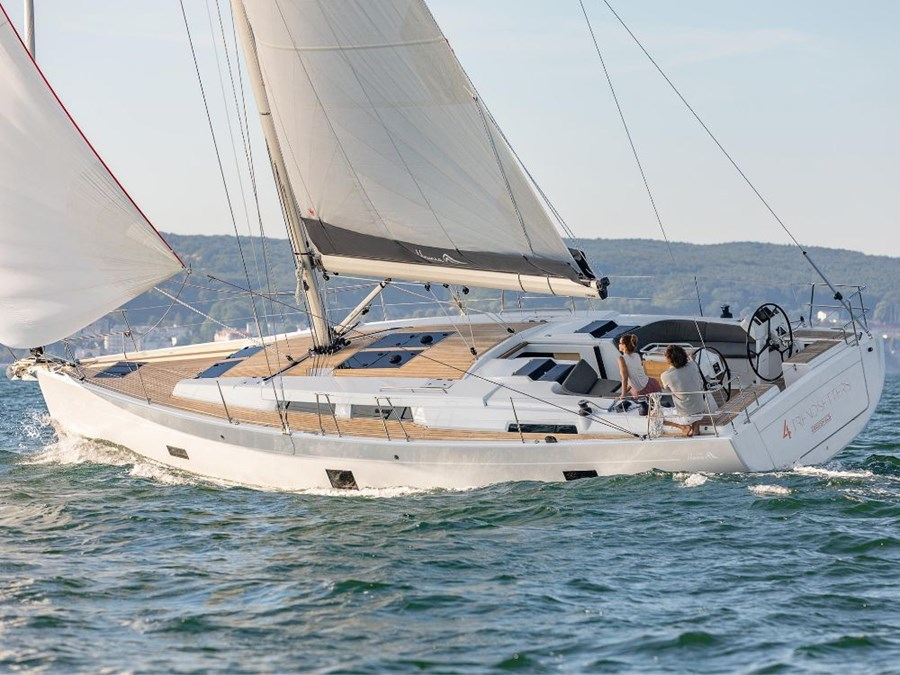 Hanse 458 Owner for charter in Pula