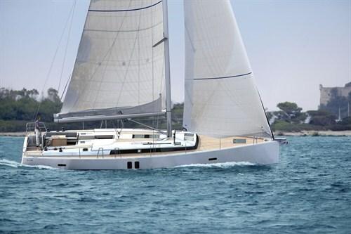 Hanse 495 for charter in Kastela, Split