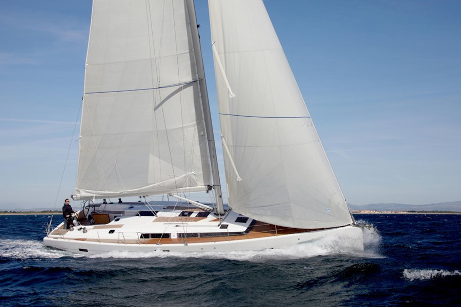 Hanse 495 Owner for charter in Split
