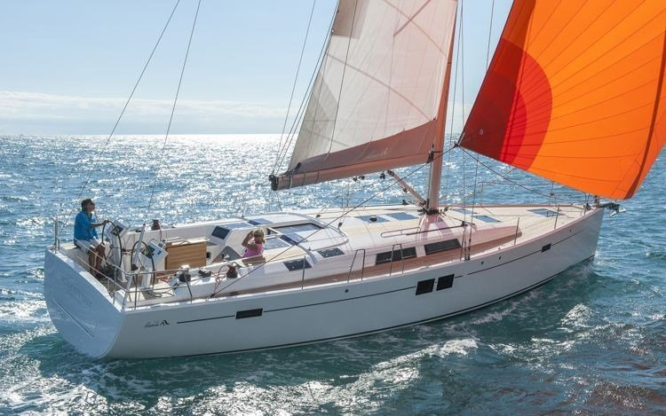 Hanse 505 - 4 cabins for charter in Kastela, Split